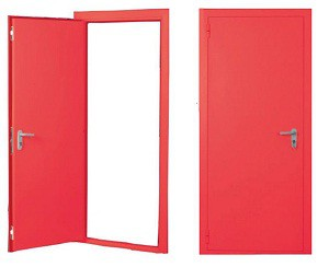 огнестойкие двери металлические цена